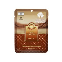 Тканевая маска для лица с экстрактом плаценты Fresh Placenta Mask Sheet