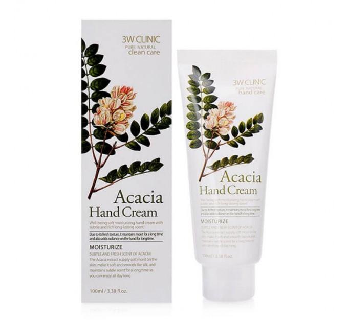 Увлажняющий крем для рук с экстрактом акации Moisturizing Acacia Hand Cream