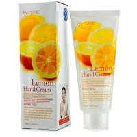 Увлажняющий крем для рук с экстрактом лимона Moisturizing Lemon Hand Cream
