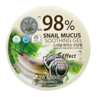 Универсальный гель с улиточным муцином 98% Snail Mucus Soothing Gel