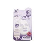Тканевая маска с молочными протеинами Deep Power Ringer Mask Pack Milk
