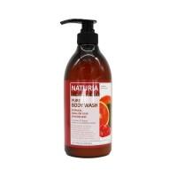 Гель для душа клюква-апельсин Pure body wash (Cranberry & Orange)