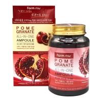 Многофункциональная сыворотка с экстрактом граната Pomegranate All-In One Ampoule