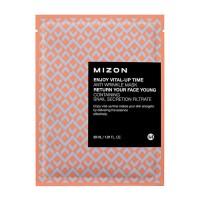 Маска листовая для лица антивозрастная Enjoy Vital Up Time Anti Wrinkle Mask