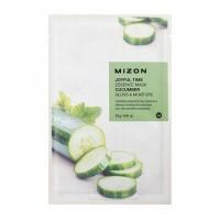 Тканевая маска для лица с экстрактом огурца Joyful Time Essence Mask Cucumber