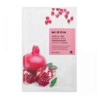 Тканевая маска для лица с экстрактом гранатового сока Joyful Time Essence Mask Pomegranate