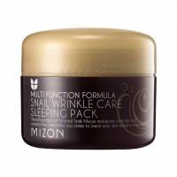 Ночная маска c экстрактом улитки Snail Wrinkle Care Sleeping Pack