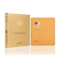 Гидрогелевая маска для лица с золотом и улиточным муцином Gold & Snail Mask Pack